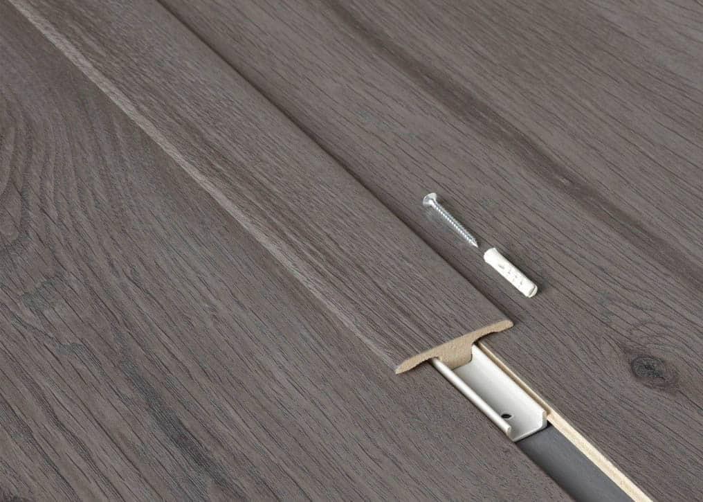 barre de jonction plate hubert parquets. Black Bedroom Furniture Sets. Home Design Ideas