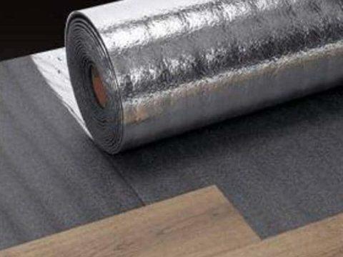 parquet sous couche silverfoam polyethylene rouleau